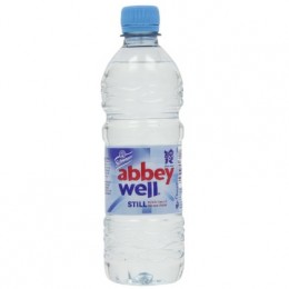 Abbey Well Still 24 x 500ml Pet