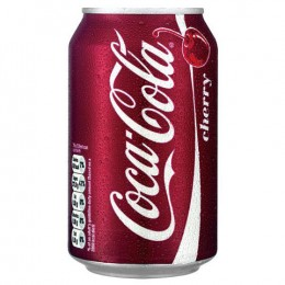 Coke cherry can 24 x 330ml