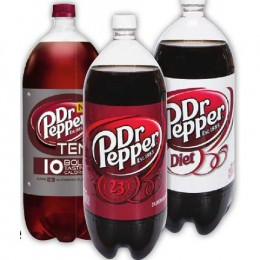 Dr Pepper 6 x 2lt