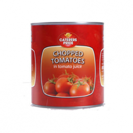 Caterers Pride Chopped Tomatos  2550g