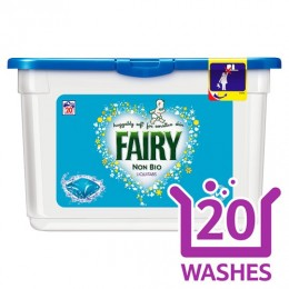 Fairy Non Bio Liquitabs Tub
