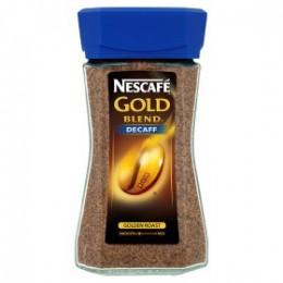 Nescafe - Gold Blend - Decaffeinated