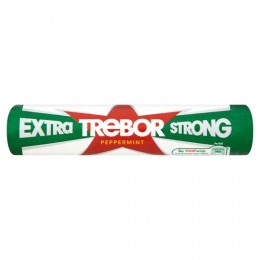 Trebor Extra Strong Mints - Peppermint