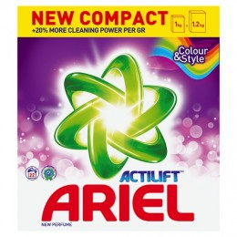 Ariel Auto Colour Powder 22 Wash