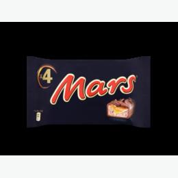Mars 4pk £1 PM 135g
