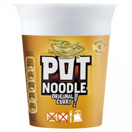 Pot Noodle Original Curry